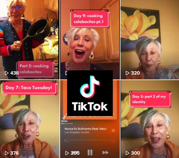 Juana is on TikTok!