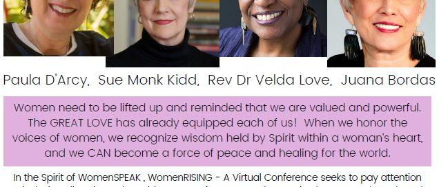 Women Rising Flyer 2020